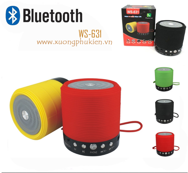 Loa bluetooth ws 631